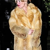 Kate Moss Makes Friends With Kanye West and Hits a Dinner Party Bearing Gifts