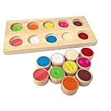 Sensory Sen Montessori Tactile Touch and Match