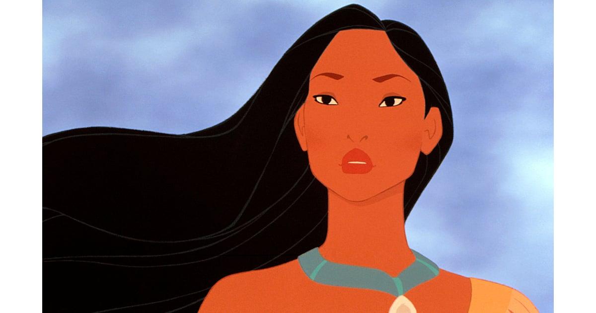 Pocahontas, Pocahontas  Who Are The Official Disney Princesses  Popsugar Australia -7488