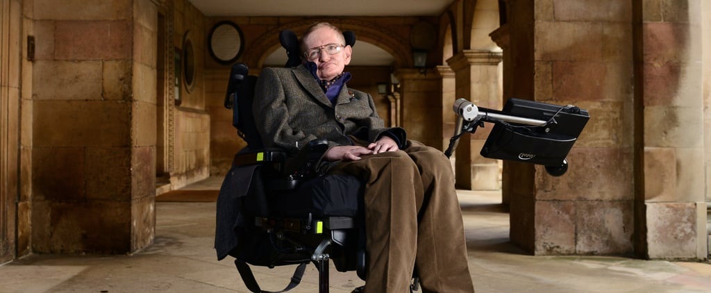 How a Keyboard App Lets Stephen Hawking Talk Faster Than Ever