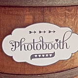 Simple Photo-Booth Sign