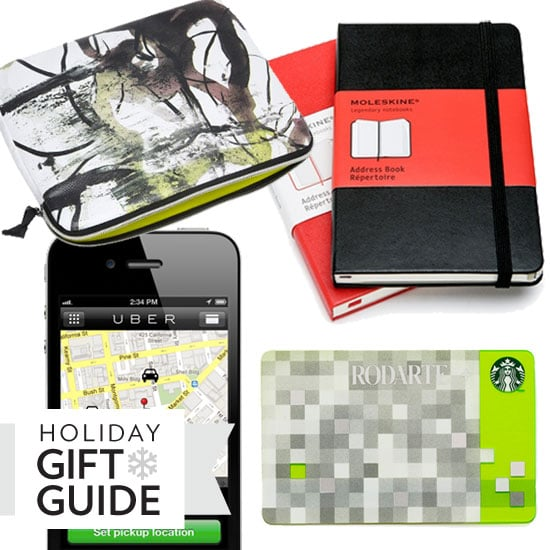 Best Last-Minute Holiday Gift Cards 2012