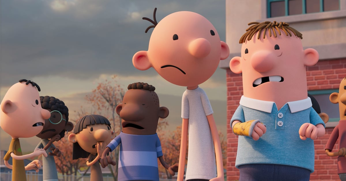 There's a New Diary of a Wimpy Kid Movie! See the Disastrously Funny Animated Trailer.jpg