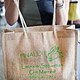 Beach Tote Favors