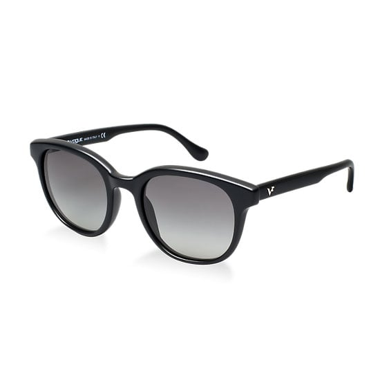 Sunglasses, $109.95, Vogue at Sunglass Hut. Ph: 1800 556 926