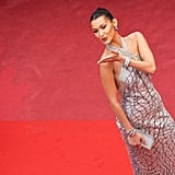 Bella Hadid's Elie Saab Dress at Cannes 2018