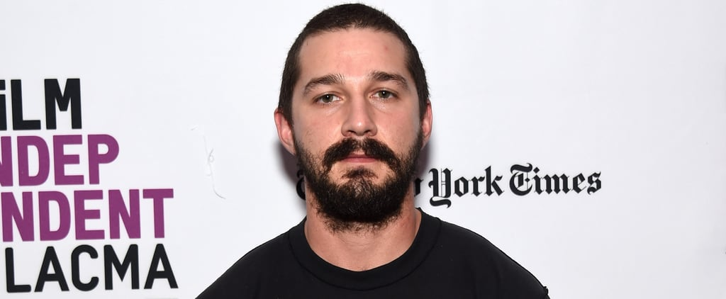 Watch Shia LaBeouf Take On a White Supremacist During His Anti-Trump Live Stream