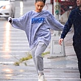 Ariana Grande Out in NYC With Friends September 2018
