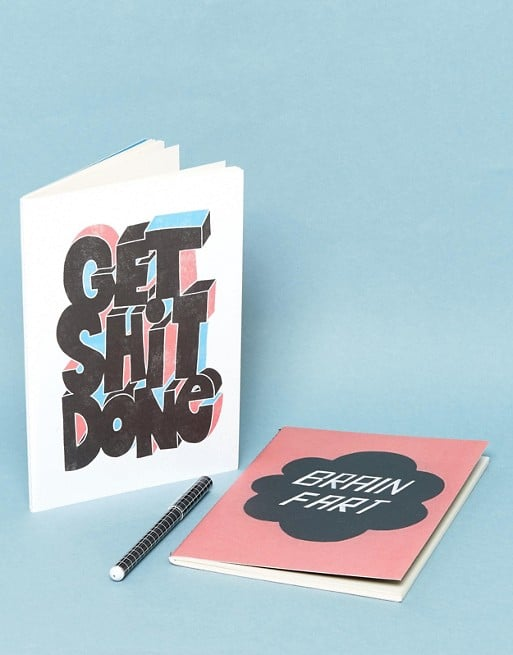"""Get Sh*t Done"" Notebook"
