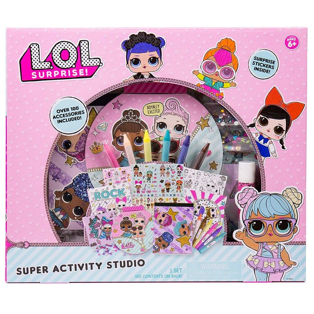 L.O.L. Surprise! Super Activity Set Studio by Horizon Group USA