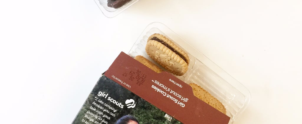 Difference in Girl Scout Cookies