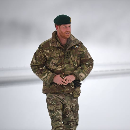 Prince Harry Visits Norway February 2019