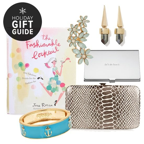 Compared to when you're on a really tight budget, spending $30 can feel like a downright splurge! And with picks this special, it will look that way, too. POPSUGAR Fashion has many things, including sparkling smoking slippers, makeup cases with attitude, and more than one bauble to kick-start a year in style, just to name a few.