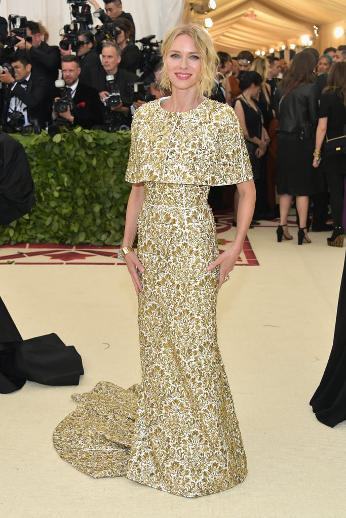 Image result for naomi watts met gala