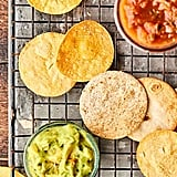 Air Fryer Corn Tortilla Chips