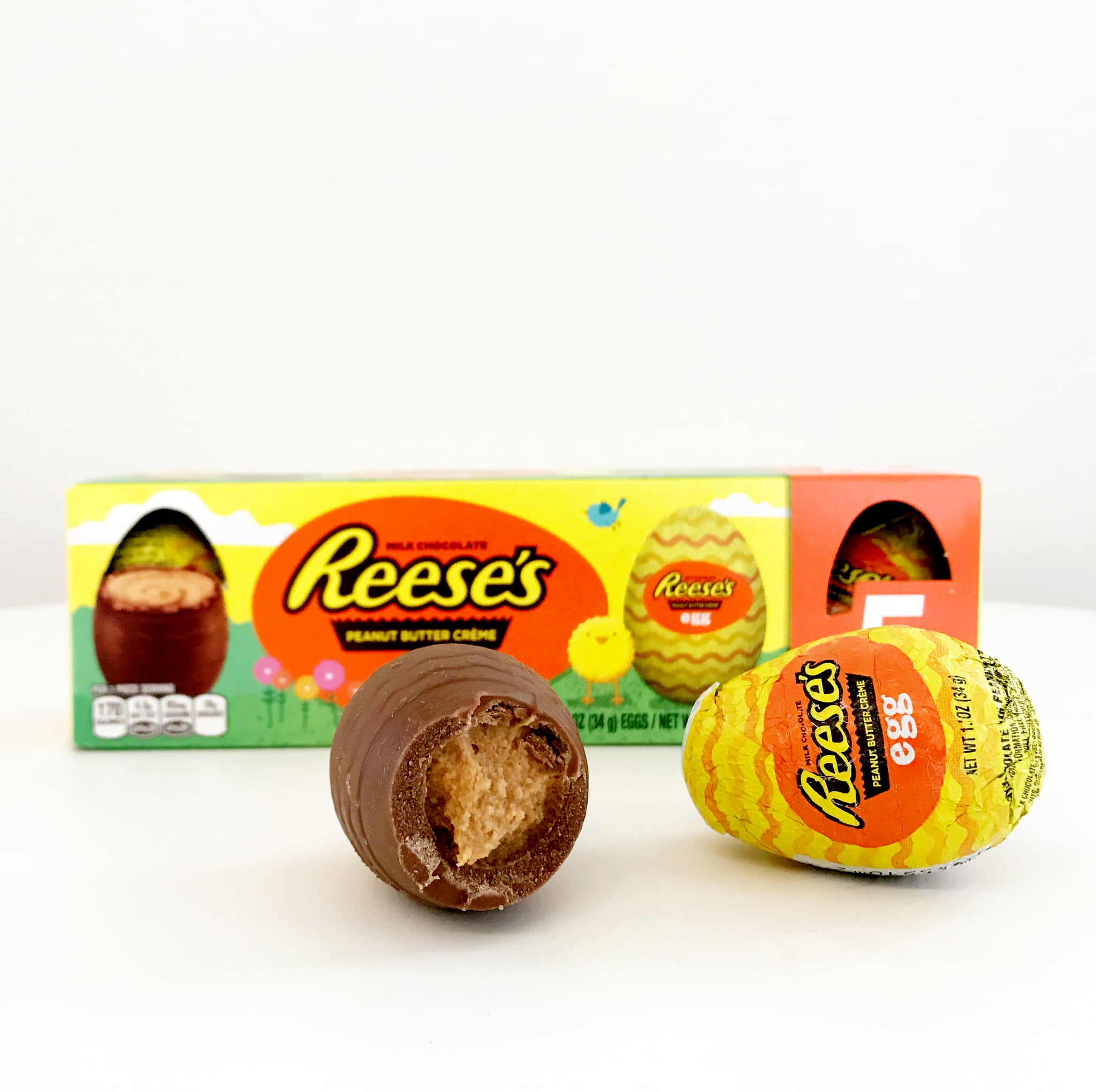 Image result for Reese's Peanut Butter Crème Egg