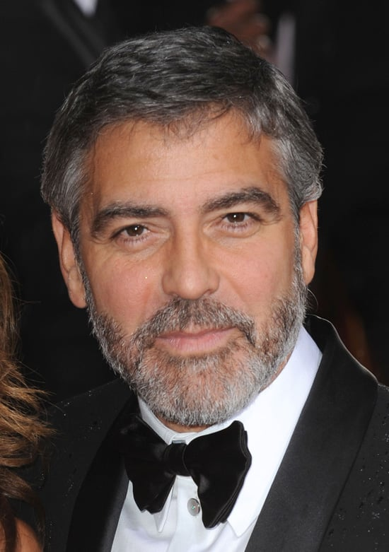 George Clooney Hot Guys With Beards Popsugar Love