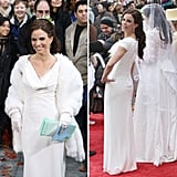 Today's Natalie Morales looks perfect as Pippa Middleton.