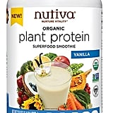 Nutiva Organic Plant Protein Superfood Smoothie