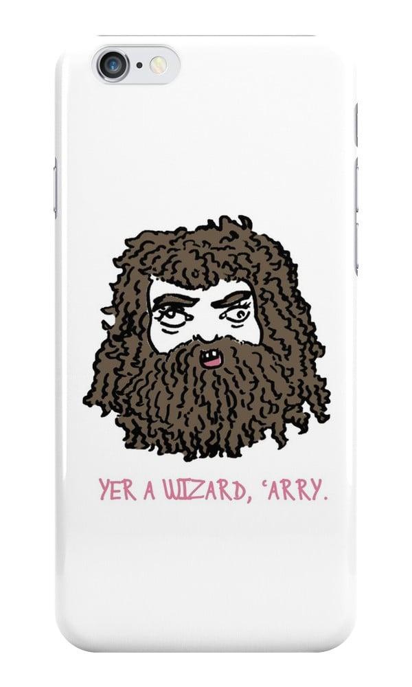 Hagrid Phone Case ($15-$30)