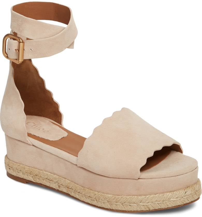 4a76705b98 Chloé Lauren Espadrille Wedge Sandal | Best Espadrilles For Summer ...