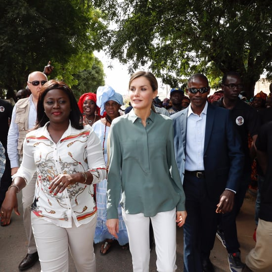 Queen Letizia's Senegal Outfits 2017