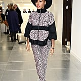 Janelle Monae at LFW