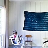 DIY Indigo Mudcloth American Flag