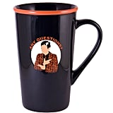 "David S. Pumpkins ""Any Questions"" Mug"