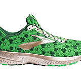 Brooks Running Launch 6 Shamrock Shoe