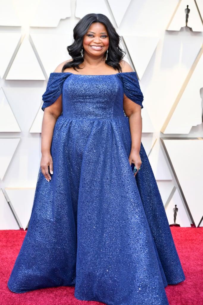 Octavia Spencer at the 2019 Oscars