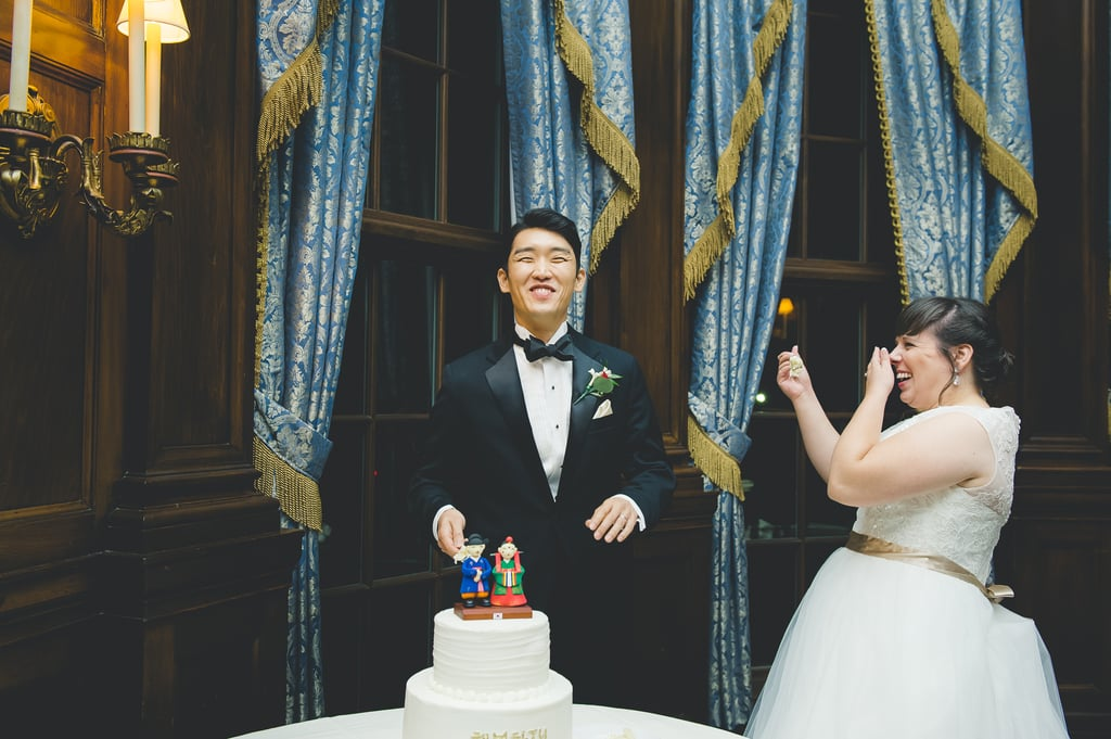 Junyoung and Brittany married in Toledo, OH. See the wedding here!