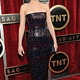 Jennifer Lawrence at the  2014 SAG Awards
