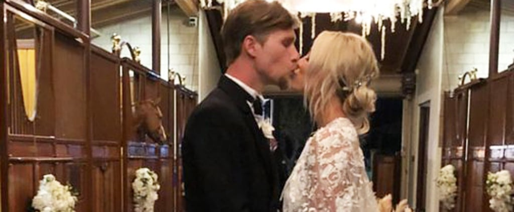 Kaley Cuoco and Karl Cook Wedding Pictures
