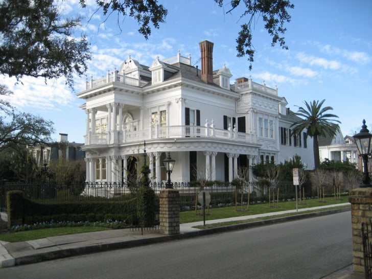 wedding cake house new orleans address coveted crib the wedding cake house popsugar home 22836