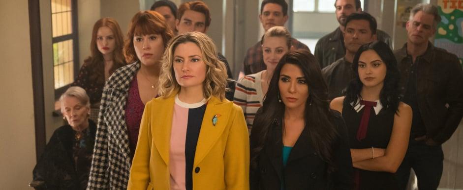 Mädchen Amick Teases Riverdale's Season 4 Finale Cliffhanger