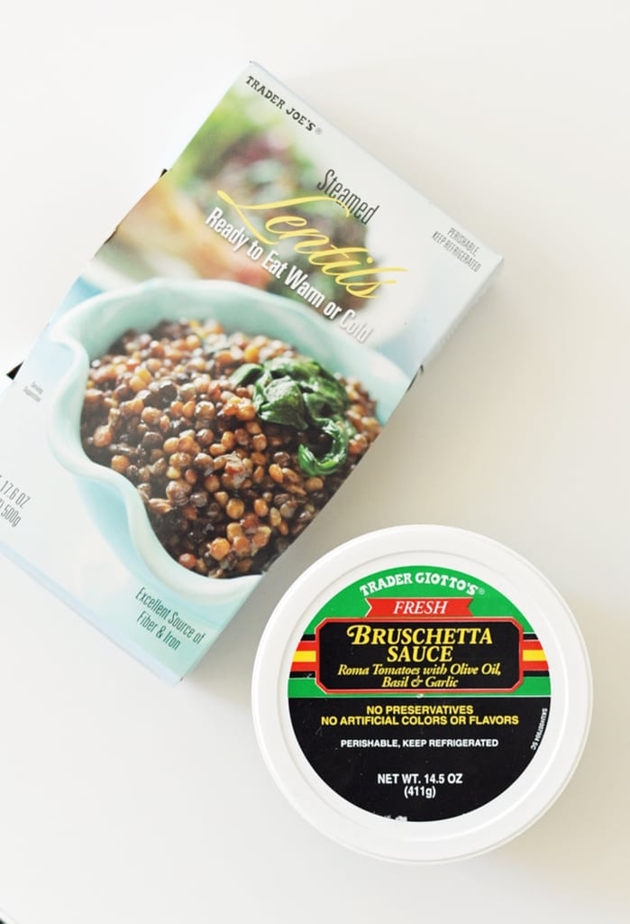 Best Healthy Snacks at Trader Joe's 2019 | POPSUGAR Fitness