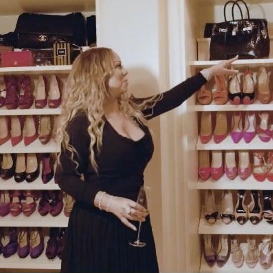 Mariah Careys Closet