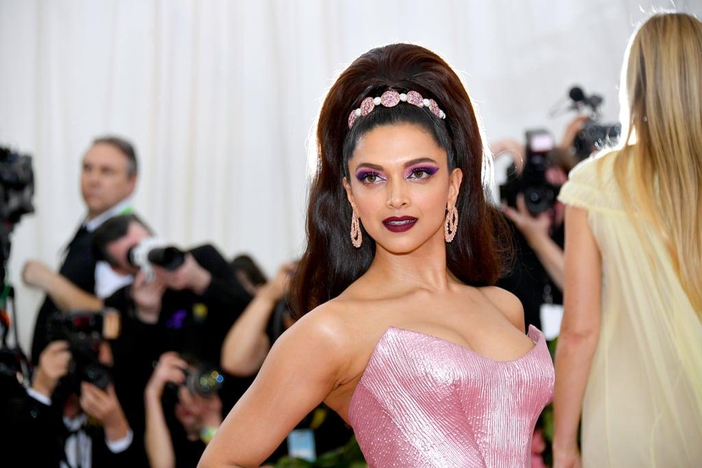 Deepika Padukone Met Gala 2019
