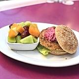Carnation Café: Chef's Vegan Burger