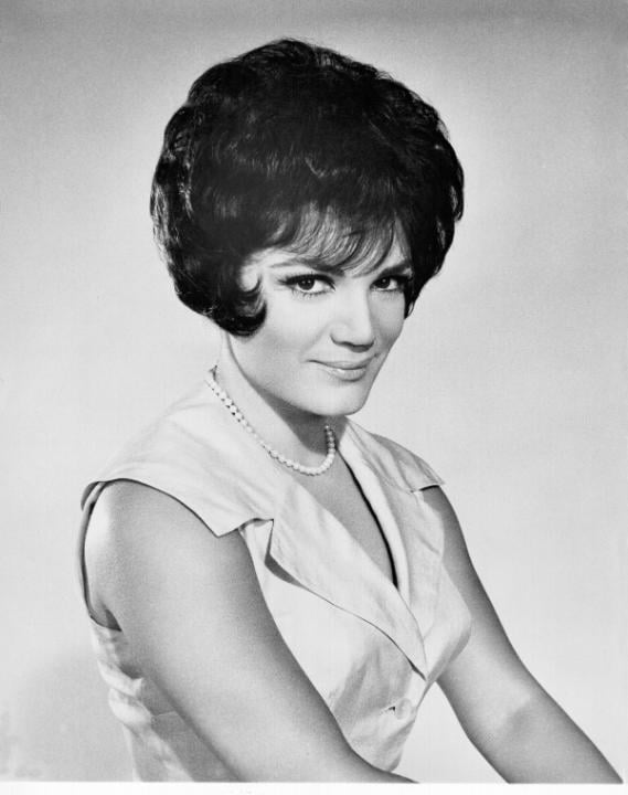 Connie Francis | 1950s Hairstyles Pictures | POPSUGAR ...