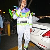 Wiz Khalifa as Buzz Lightyear