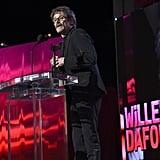 Willem Dafoe at the 2020 Spirit Awards