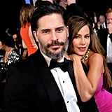 Sofia Vergara and Joe Manganiello steamed up the ceremony in 2016.