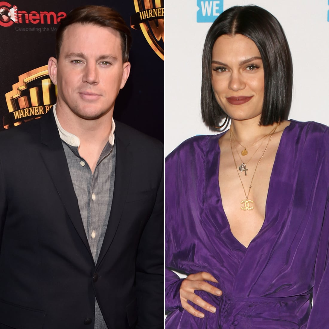Who is channing tatum dating in Australia
