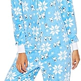 Disney Onesies Frozen Long-Sleeve One-Piece Pajama