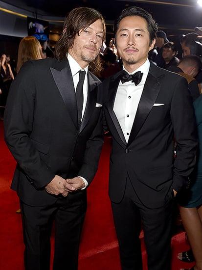 The Walking Dead Stars Norman Reedus and Steven Yeun Help Car Crash Victims: Report