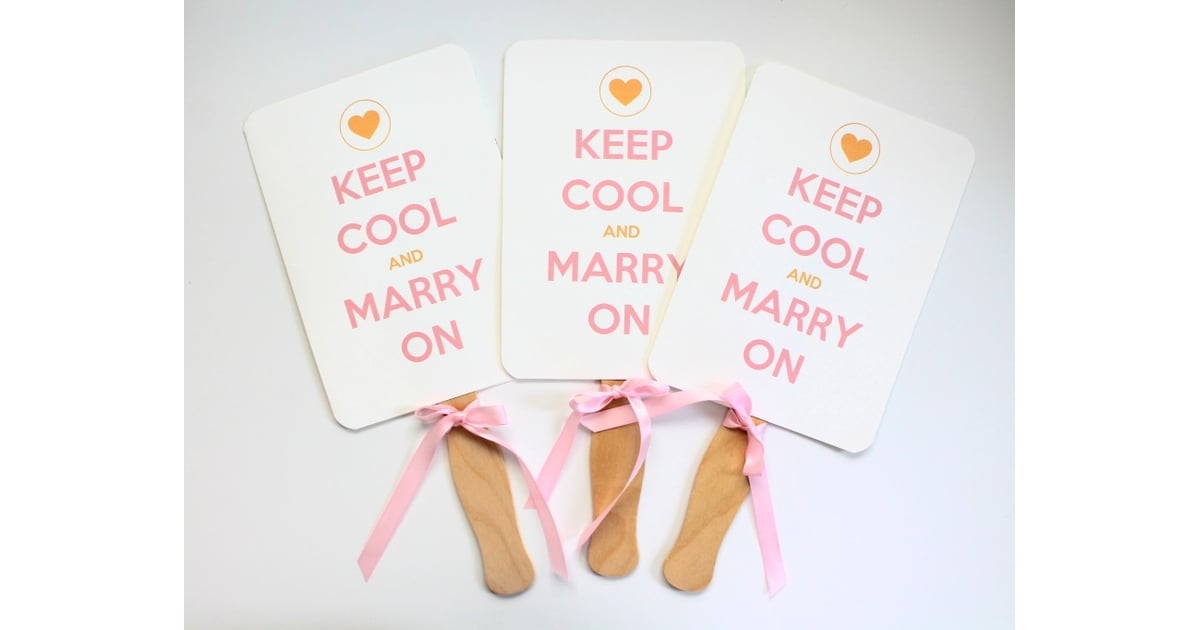Free Printable Wedding Program Templates POPSUGAR Smart Living - Wedding fan program template