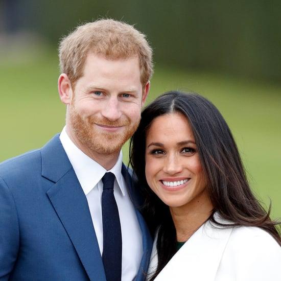 Prince Harry and Meghan Markle Wedding Invitations