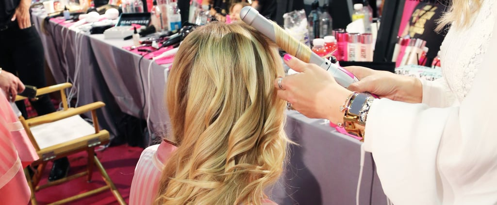 How to Create the Iconic Victoria's Secret Hair Waves